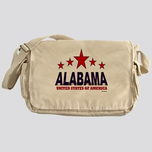 Alabama U.S.A. Messenger Bag
