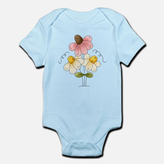 Pretty Daisies Infant Bodysuit