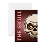 The Skull Greeting Cards (Pk of 10)