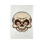 The Skull Rectangle Magnet (10 pack)