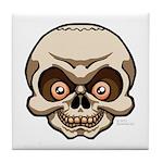 The Skull Tile Coaster