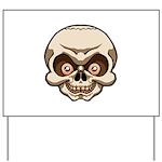 The Skull Yard Sign
