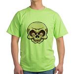 The Skull Green T-Shirt