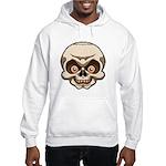 The Skull Hooded Sweatshirt