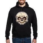 The Skull Hoodie (dark)