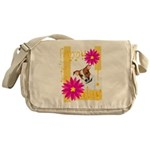 Happy Mother's Day Messenger Bag