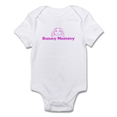 Bunny Mommy Infant Creeper