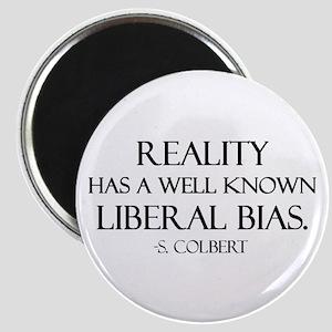 Reality, a Liberal Bias Magnet