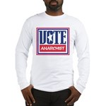 VOTE anarchist Long Sleeve T-Shirt