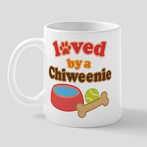 Chiweenie Dog Gift Mug
