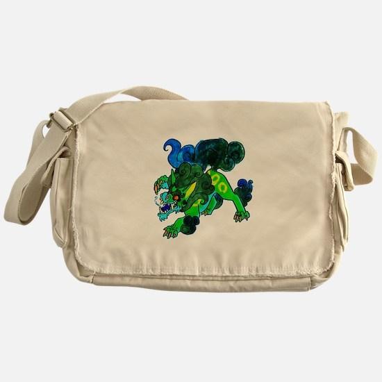Beast Messenger Bag