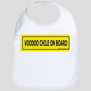 Voodoo Chile on Board Bib