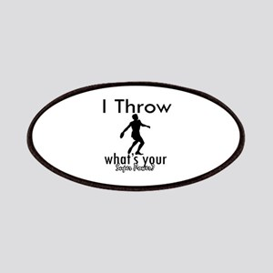 I Throw Patches