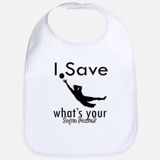 I Save Bib