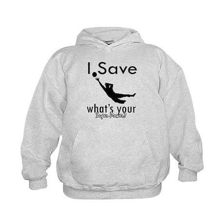 I Save Kids Hoodie