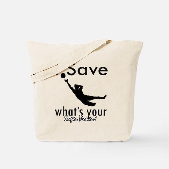I Save Tote Bag