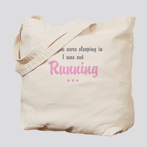Running - Tote Bag