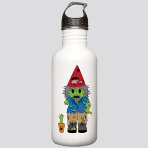 Zombie Gnome Stainless Water Bottle 1.0L