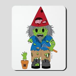 Zombie Gnome Mousepad
