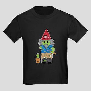 Zombie Gnome Kids Dark T-Shirt