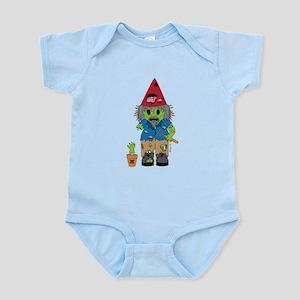 Zombie Gnome Infant Bodysuit