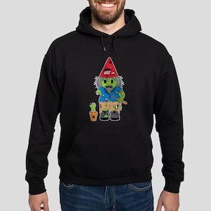 Zombie Gnome Hoodie (dark)