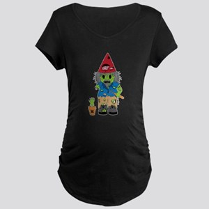 Zombie Gnome Maternity Dark T-Shirt