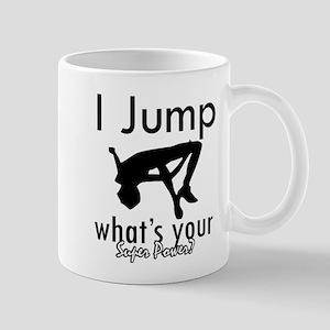 I Jump Mug
