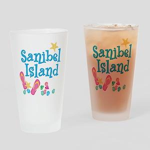 Sanibel Island - Drinking Glass