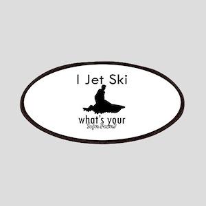 I Jet Ski Patches