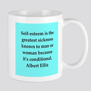 Albert Ellis quote Mug