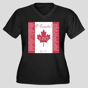 O Canada! Plus Size T-Shirt