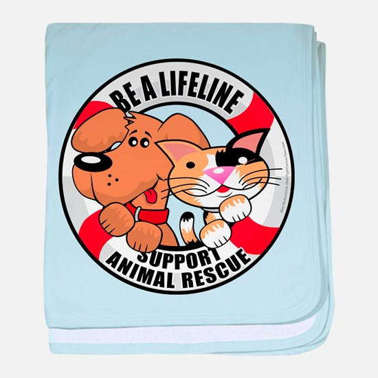 Be A Lifeline baby blanket