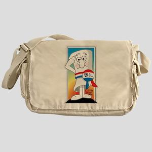 SchoolHouse Rocks Bill 2 Messenger Bag