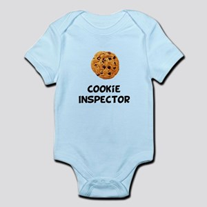 Cookie Inspector Infant Bodysuit