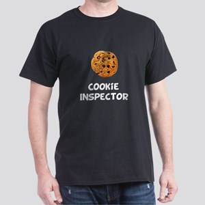 Cookie Inspector Dark T-Shirt