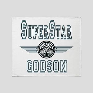 SuperStar Godson Throw Blanket