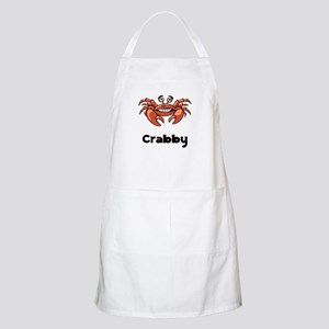 Crabby Crab Apron