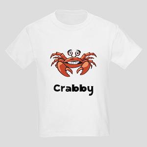 Crabby Crab Kids Light T-Shirt