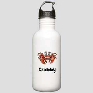 Crabby Crab Stainless Water Bottle 1.0L