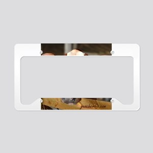 Cow 1 License Plate Holder
