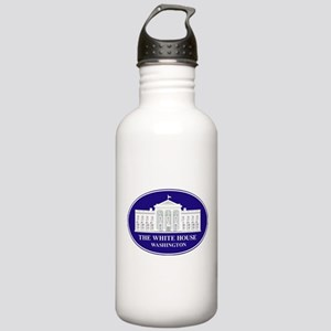 Emblem - The White House Stainless Water Bottle 1.