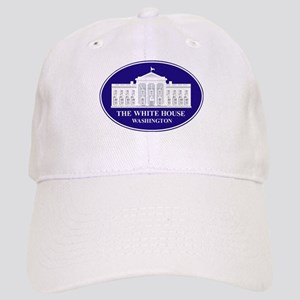 Emblem - The White House Cap