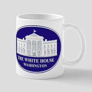 Emblem - The White House Mug