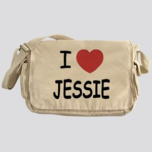 I heart Jessie Messenger Bag