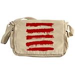 Rebel Stripes Messenger Bag