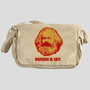 Marxism is Lazy Messenger Bag