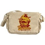 Socialism Messenger Bag