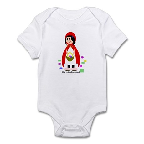 Little Red Riding Hood Infant Creeper