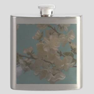 Floral010 Flask